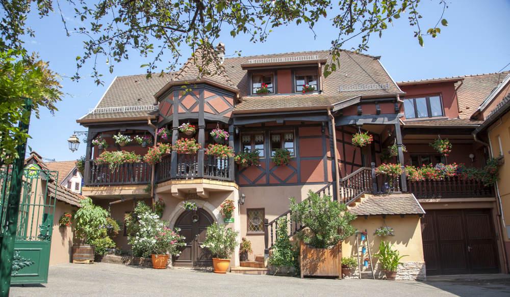 Superb Gîtes Et Chambres Du0027hôtes En Alsace   Chez Anne Et René   Nothalten ...